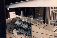 Michigan Power - Siemens 55MW Steam Turbine & Condenser